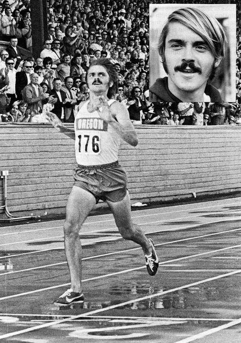 Pre History Steve Prefontaine distance runner