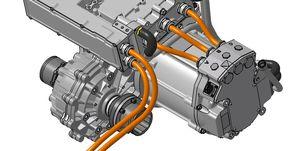 motor electrico portatil