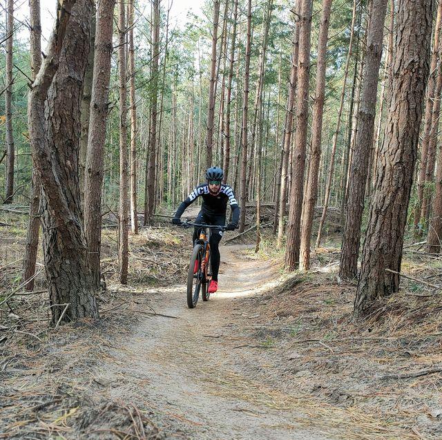 fietsen, herfst, wielrennen, mountainbiken, gravelen