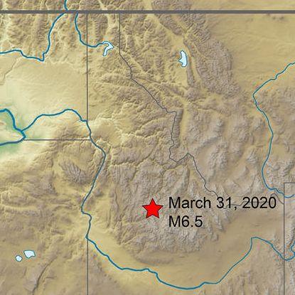 march 31 utah earthquake