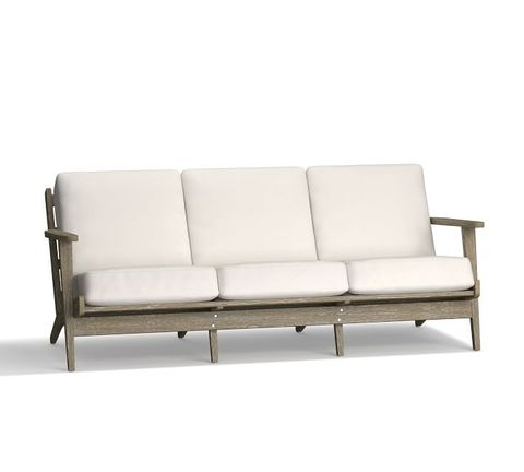 Furniture, Couch, Sofa bed, studio couch, Outdoor sofa, Outdoor furniture, Beige, Chair, Leather, Comfort,