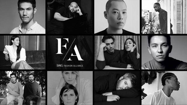 fashion alliance, img, fashion week, new york fashion week