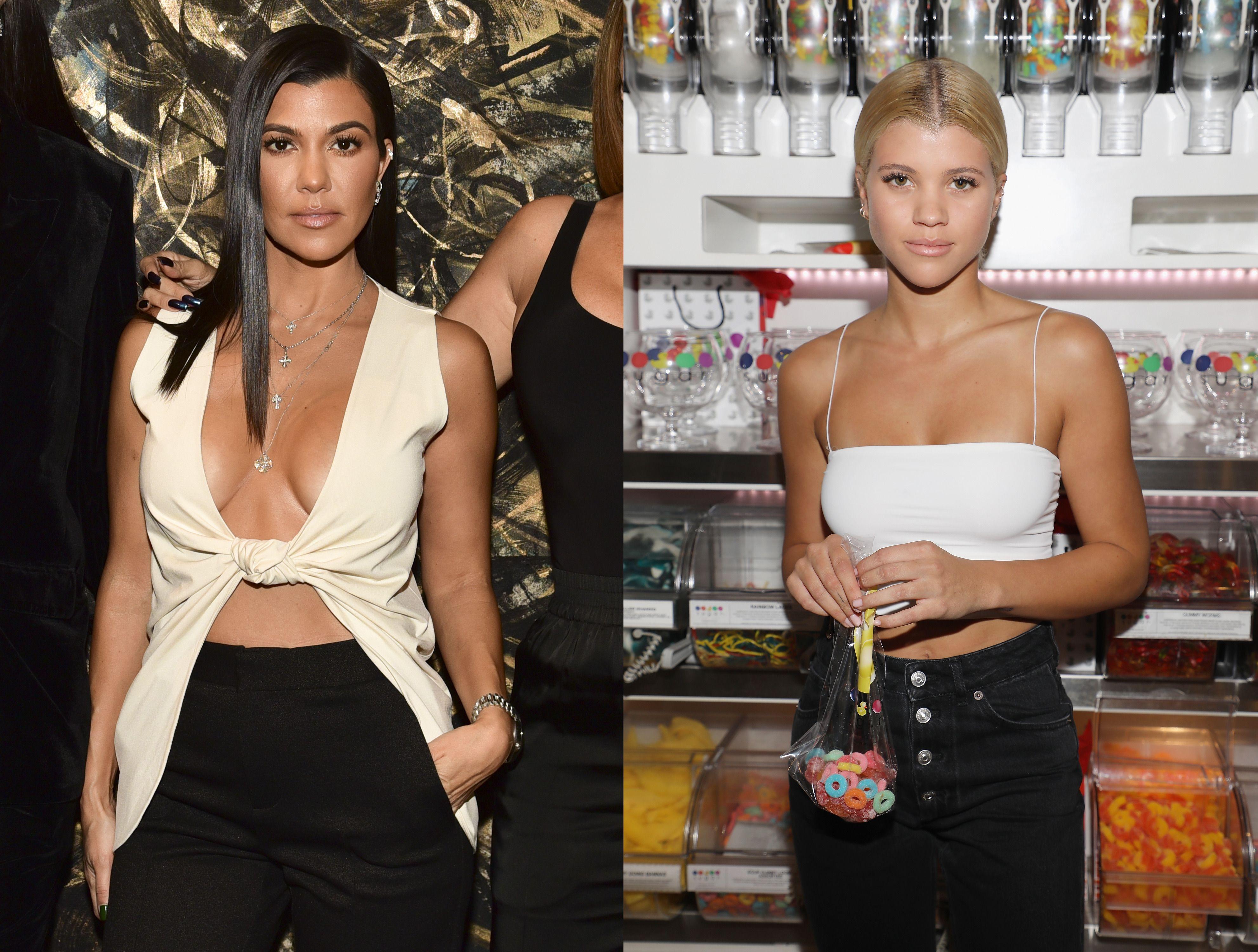 Kourtney Kardashian Nude Photos 79