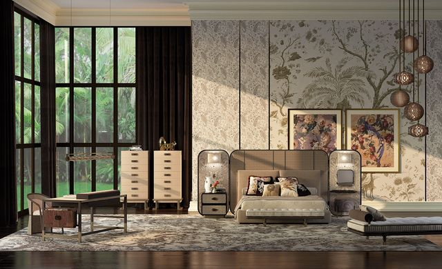the intimate suite by etro home interiors