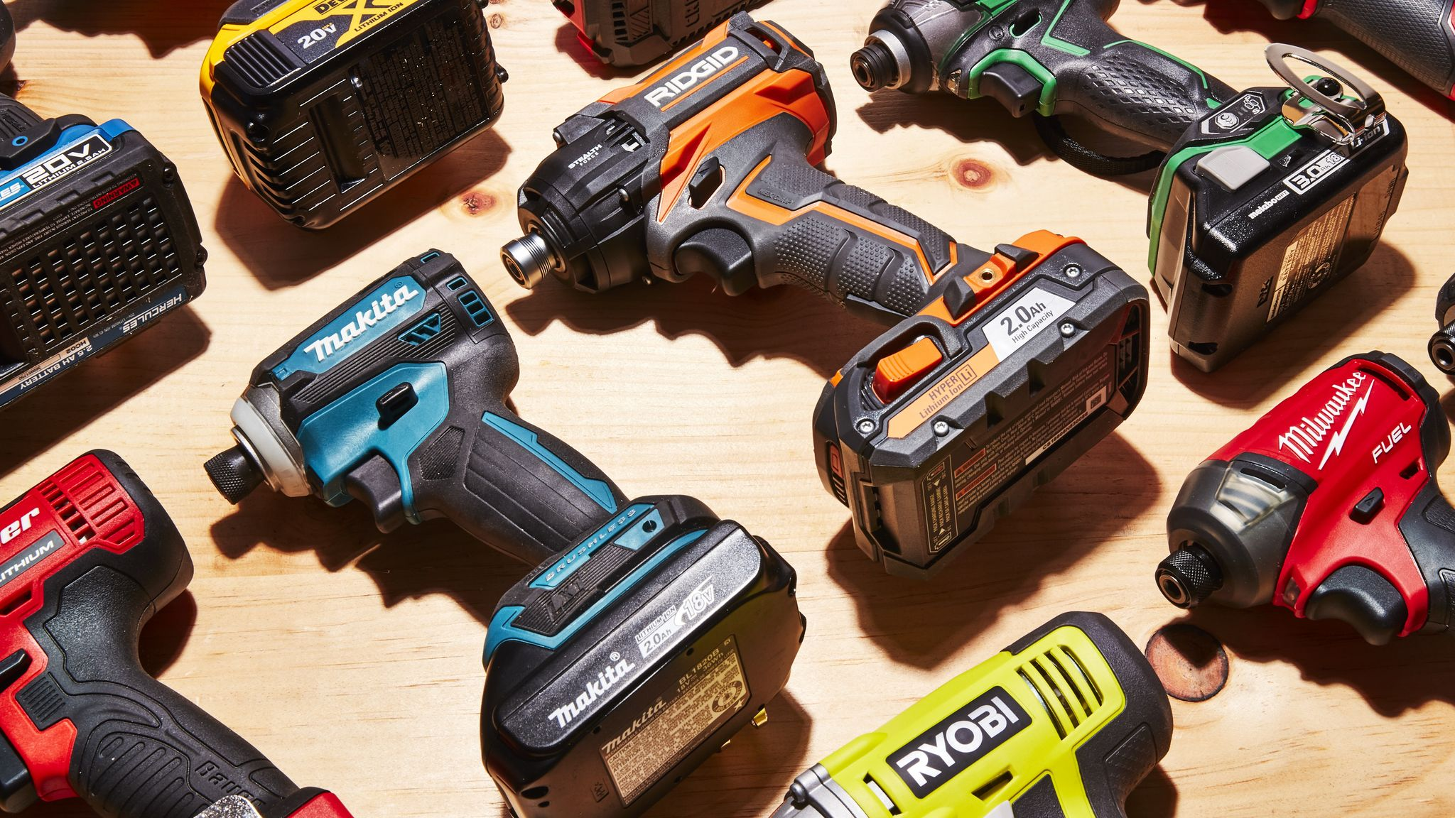 The 11 Best Impact Drivers for Any Job