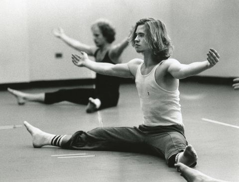 val kilmer training in a suzuki method class at the juilliard school, new york at 17, he was the youngest drama student ever admitted in 1981