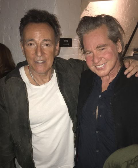 val kilmer and bruce springsteen