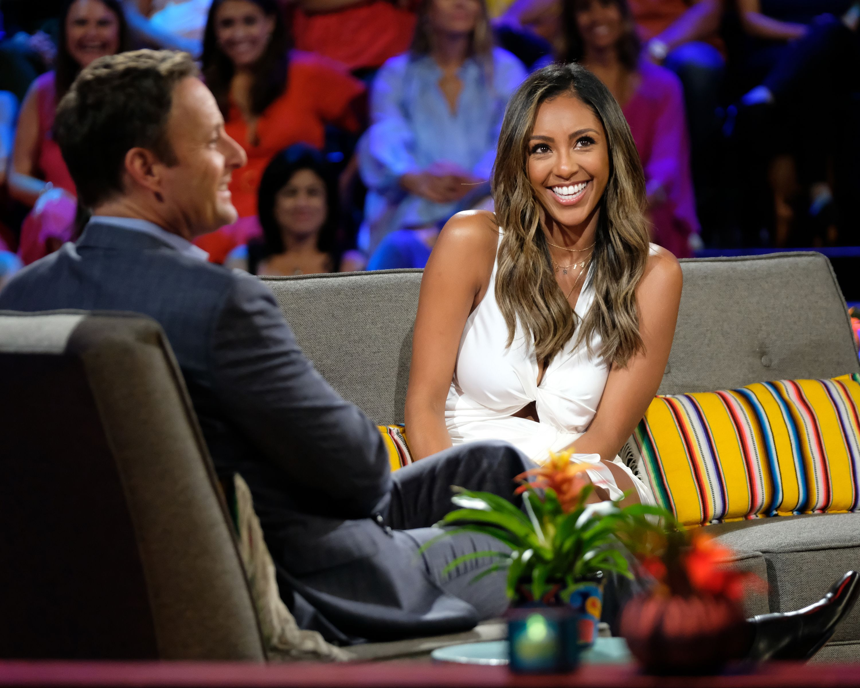 Are 'Bachelor in Paradise's' Tayshia Adams And John Paul Jones Still Together? Where The Couple Stands
