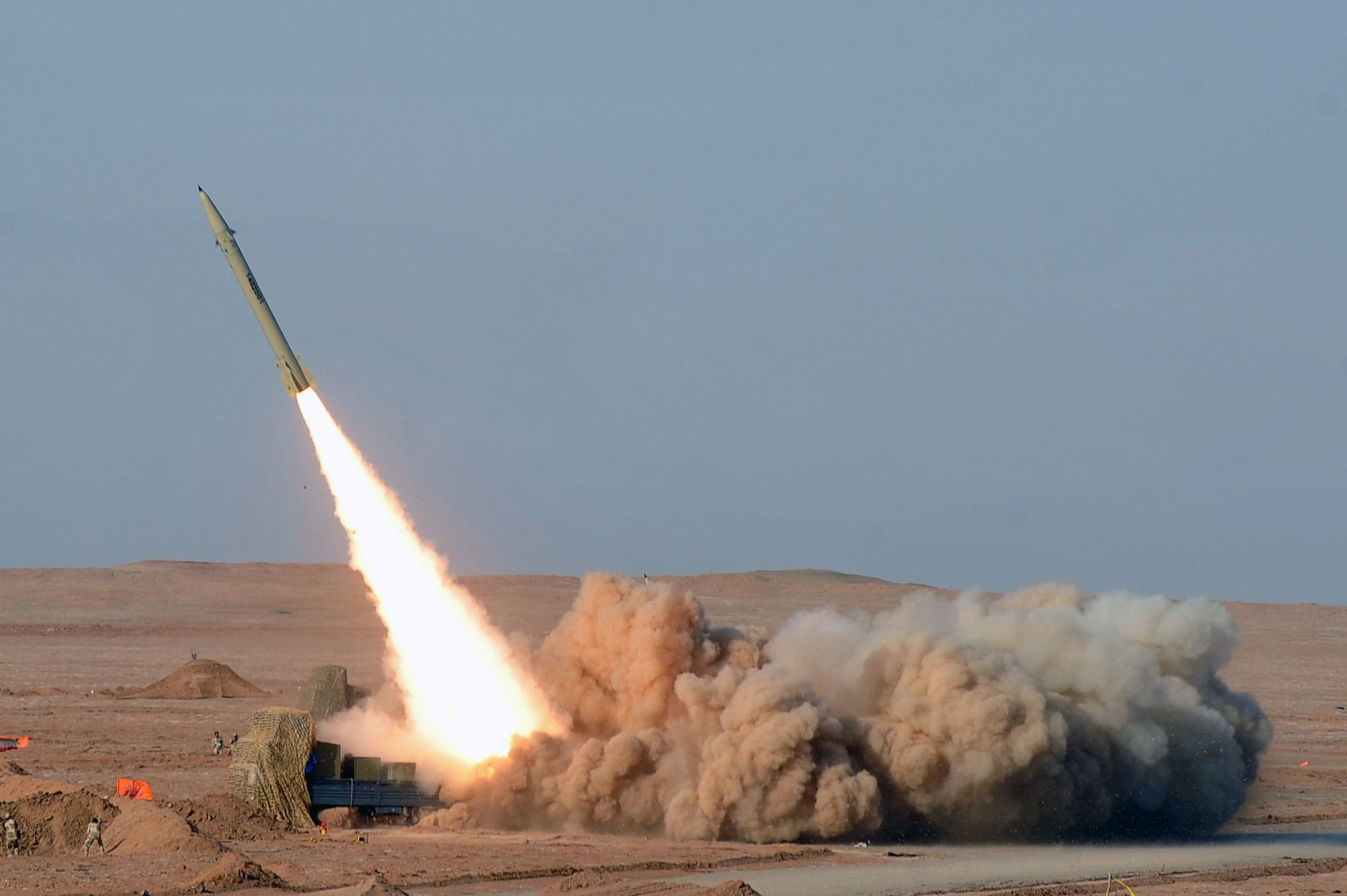 Did Iran Intentionally Avoid Killing U.S. Soldiers in Last Night's Missile Attack?