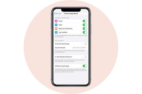 trong ứng dụng đánh giá xếp hạng apple iphone