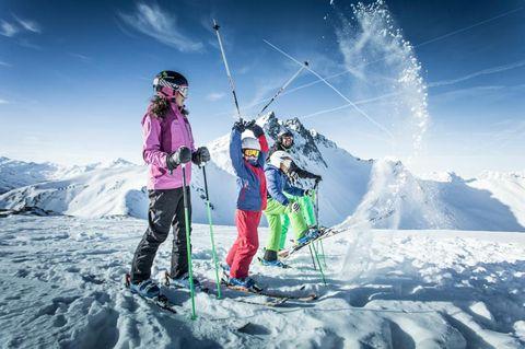 winter, sneeuw, skigebied, wintersport, sneeuwzeker
