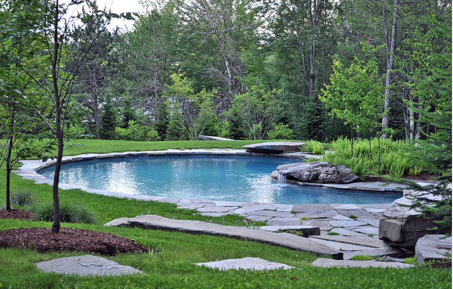 22 In Ground Pool Designs Best Swimming Pool Design Ideas For