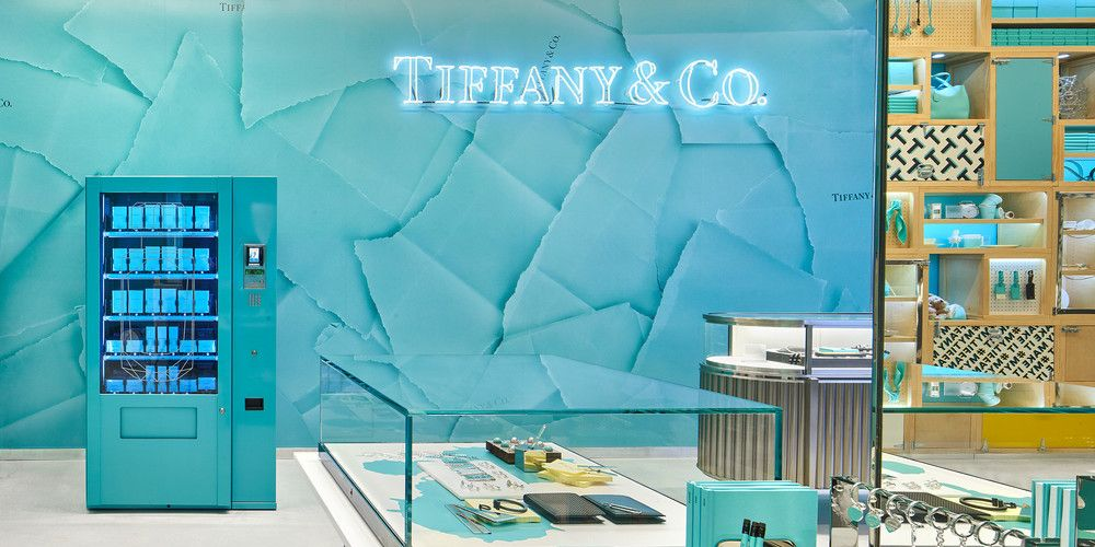 tiffany-and-co-verkoopautomaat