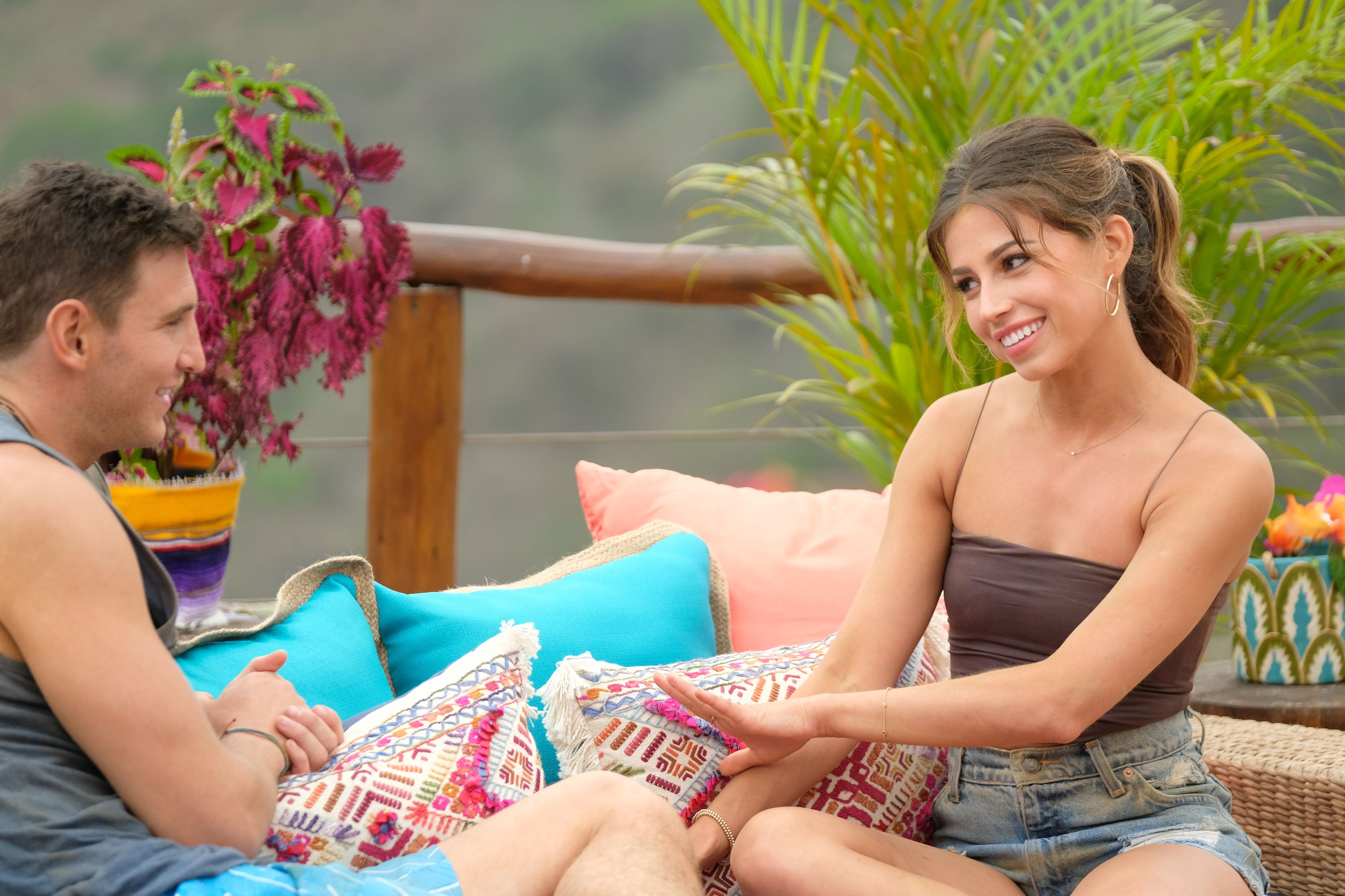 We Need to Talk About How Kristina Gave Blake a Rose on 'Bachelor in Paradise' Last Night