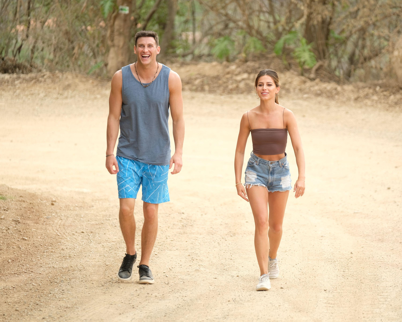 Blake dating runner up beste første meldingene for online dating
