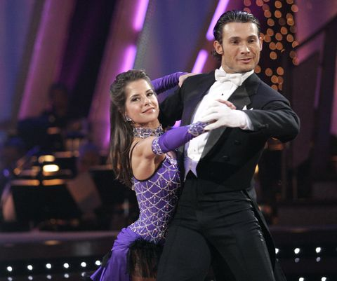 DANCING WITH THE STARS DANCE