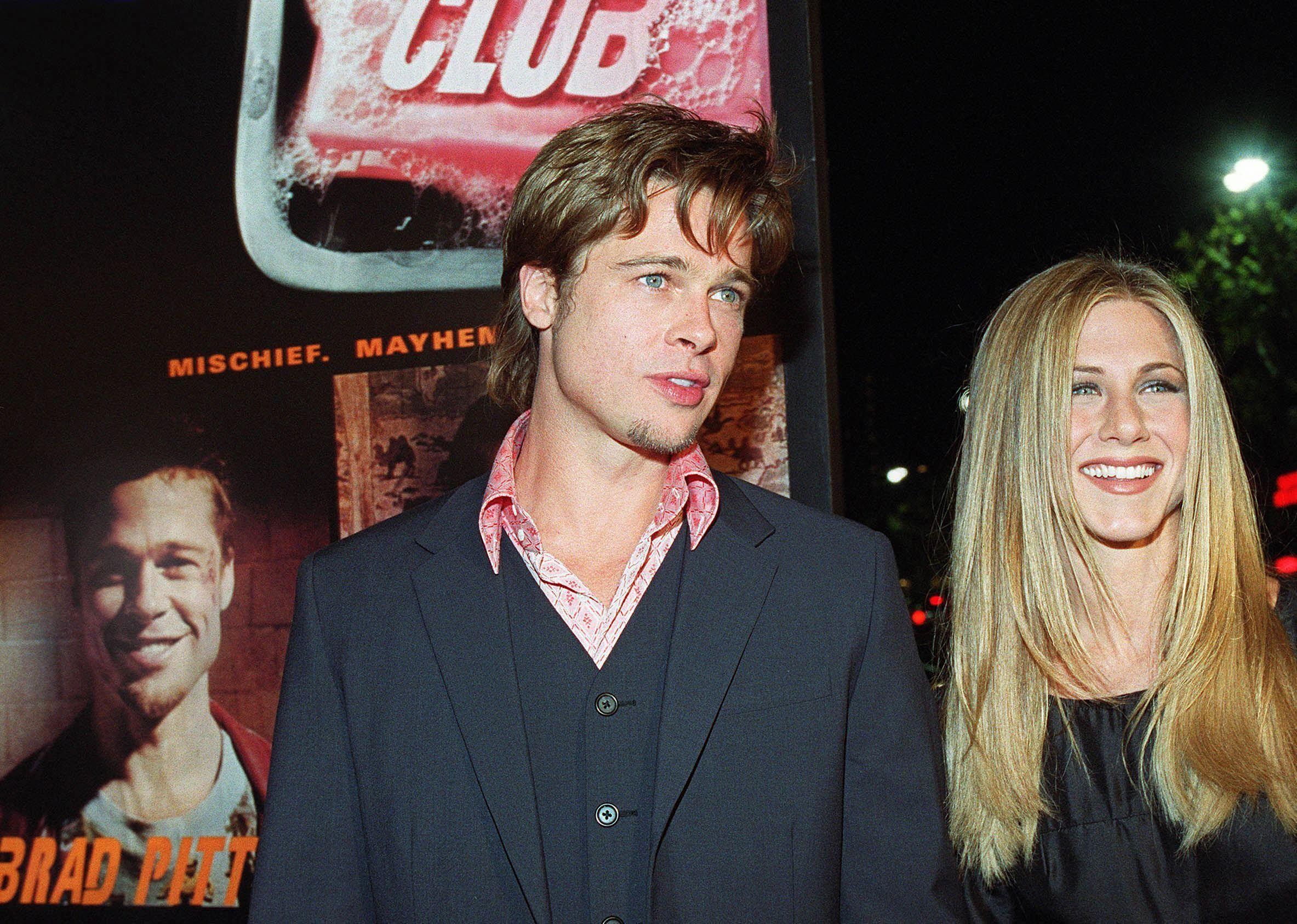 "Jennifer Aniston Reveals That She and Ex-husband Brad Pitt Are Still ""Buddies"""