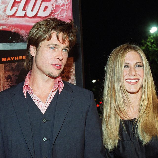 In this 06 October 1999 file photo, US actor Brad