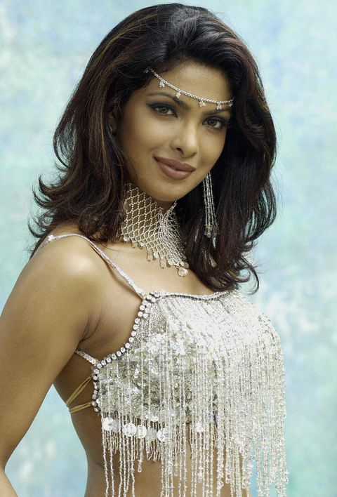 priyanka chopra in july 2003