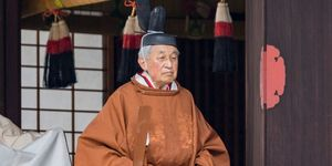 Japan Emperor Akihito's Abdication Ceremony