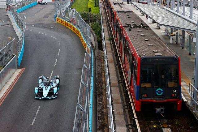 abb fia formula e championship london e prix round 12