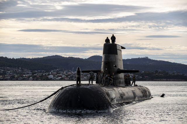 France Is Furious with Australia Over a Broken Submarine Deal. Here's Why.