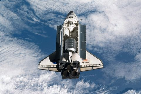 mission to iss continues for nasa's final space shuttle flight  - in this handout image provided by the national aeronautics news photo 1625075028 - The Space Shuttle Engines Will Rise Again