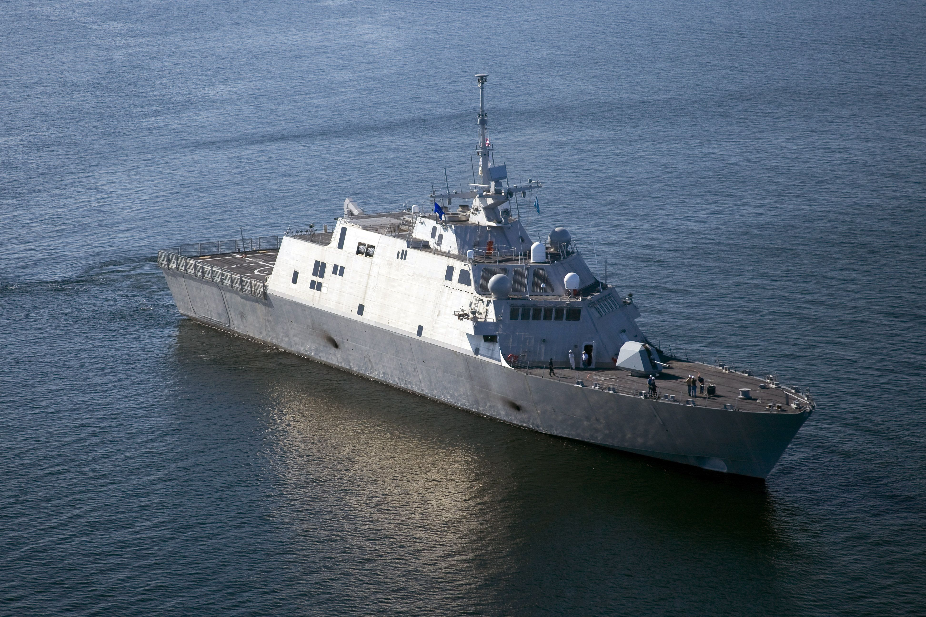 The Navy Wants to Retire a Ship That's Only Six Years Old