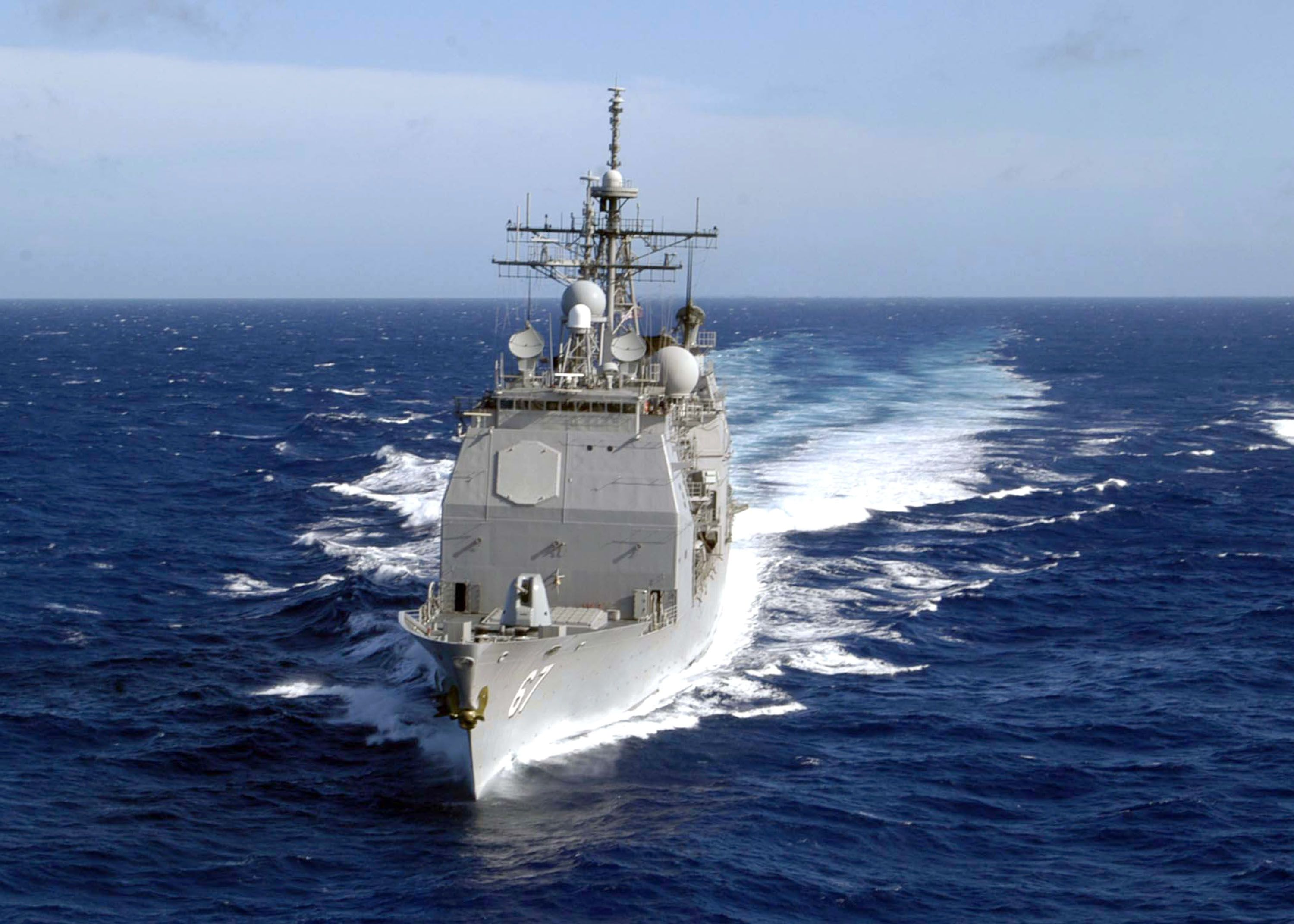 The Navy Is Officially Building Its Next-Gen Destroyer
