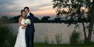 Jenna Bush and Henry Hager Wedding in Crawford, Texas