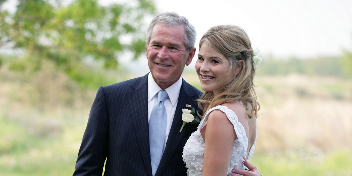 Jenna Bush Hager Shares the Life Changing Advice President Bush Gave Her About Alcohol