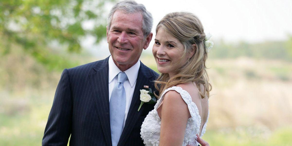 Jenna Bush Hager Recalls the First Thing George W. Bush Said on Her Wedding Day