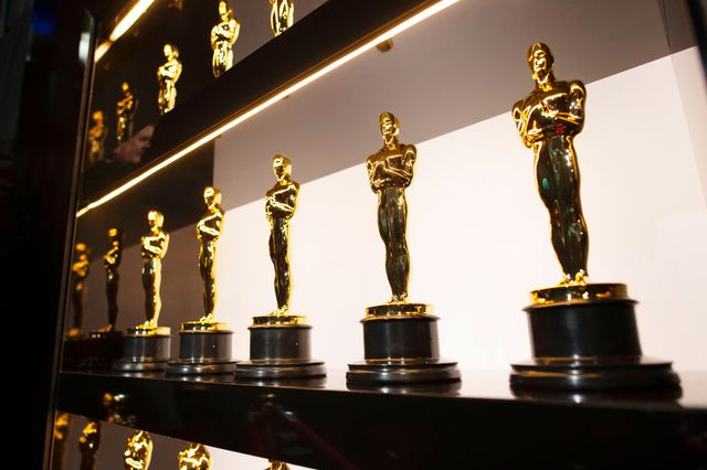 92nd annual academy awards backstage