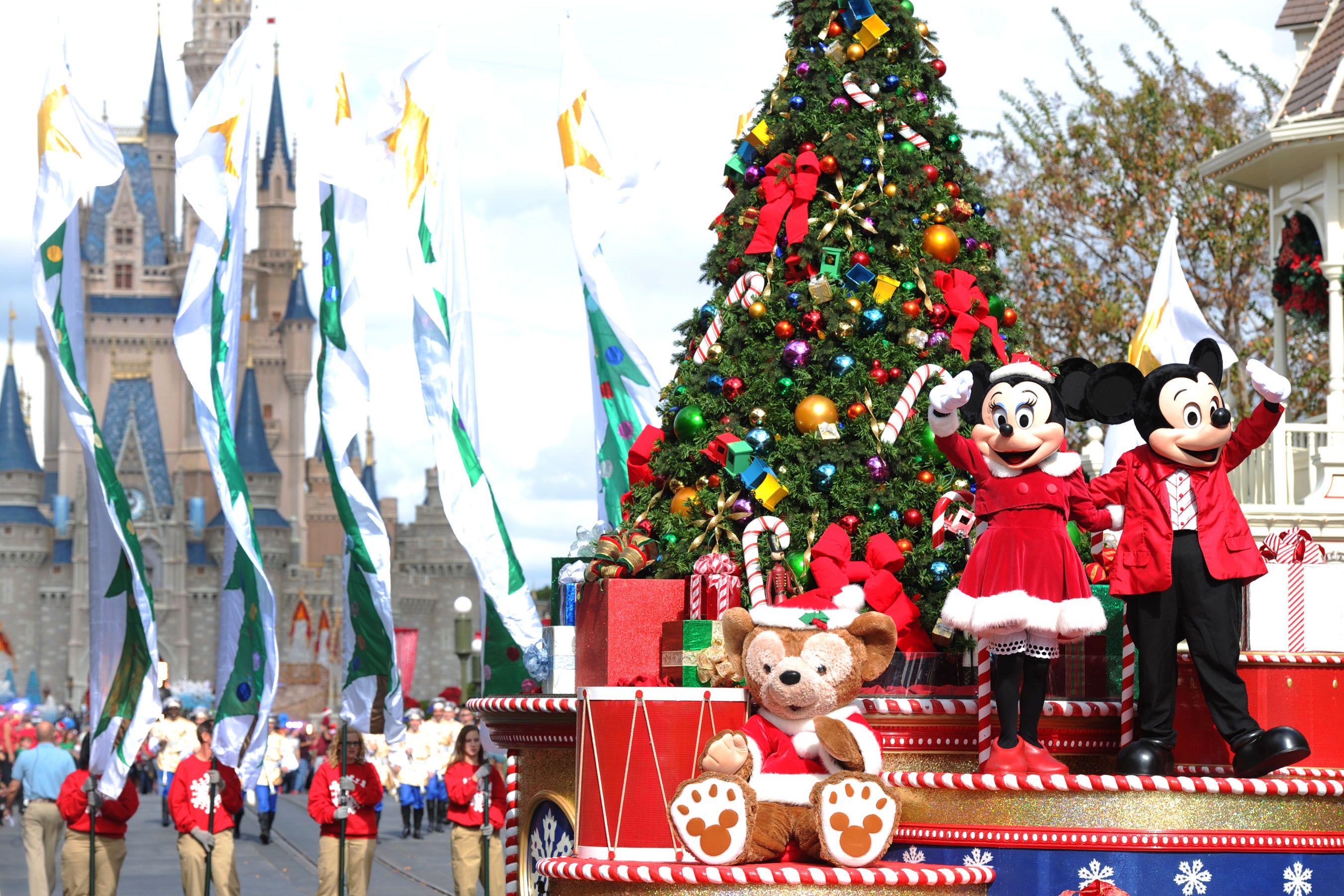 2012 Disney jõulude eriteipimine