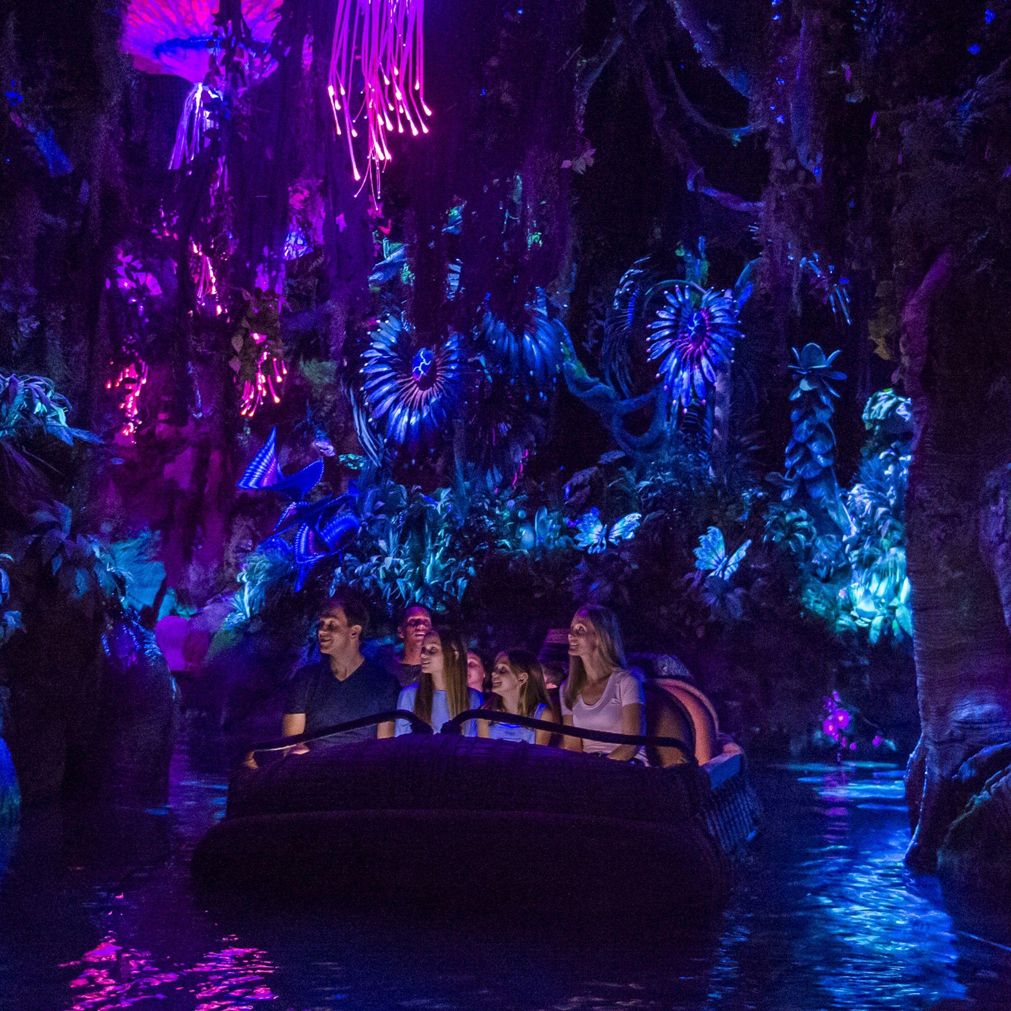 Pandora - Disney World Secrets