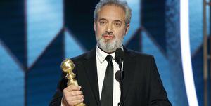 "sam mendes NBC's ""77th Annual Golden Globe Awards"" - Show"