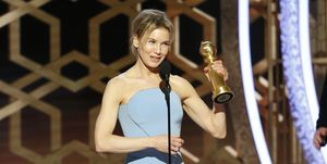 "renee zellwegerNBC's ""77th Annual Golden Globe Awards"" - Show"