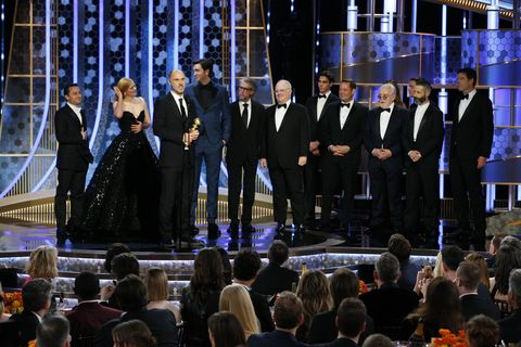 "succesion NBC's ""77th Annual Golden Globe Awards"" - Show"