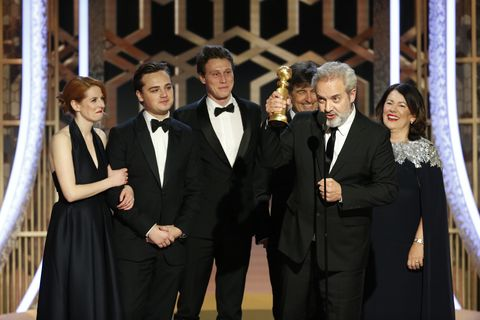 "NBC's ""77th Annual Golden Globe Awards"" - Show"