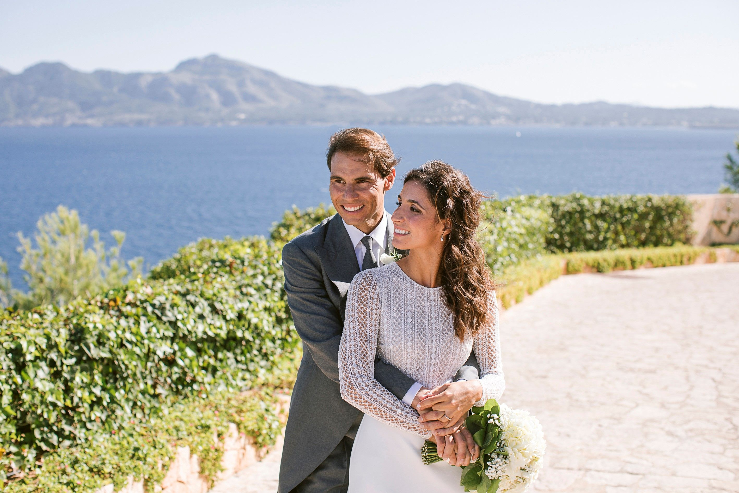 Rafael Nadal Mery Xisca Perello S Wedding Details Including The Dress Venue