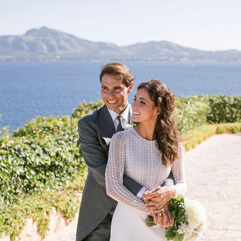 Rafa Nadal Marries Xisca Perello In Mallorca