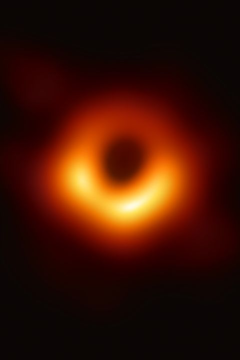 Things You Totally Forgot Happened This Decade - First Black Hole Photo