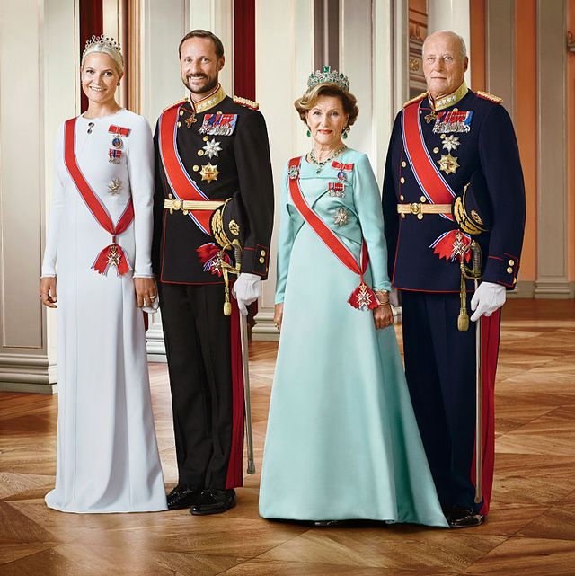 norwegian royal house official photographs 2016