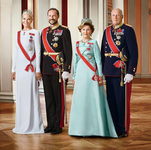ノルウェー 王室 メンバー ロイヤルファミリー