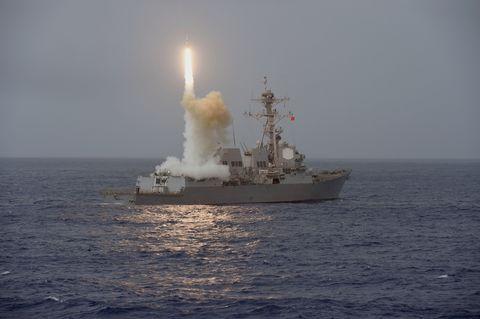 ARCHIVO: USS Fitzgerald