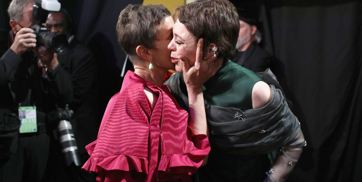 Kitchenaid Stand Mixer Recipes >> Frances McDormand Came to Olivia Colman's Rescue at the Oscars