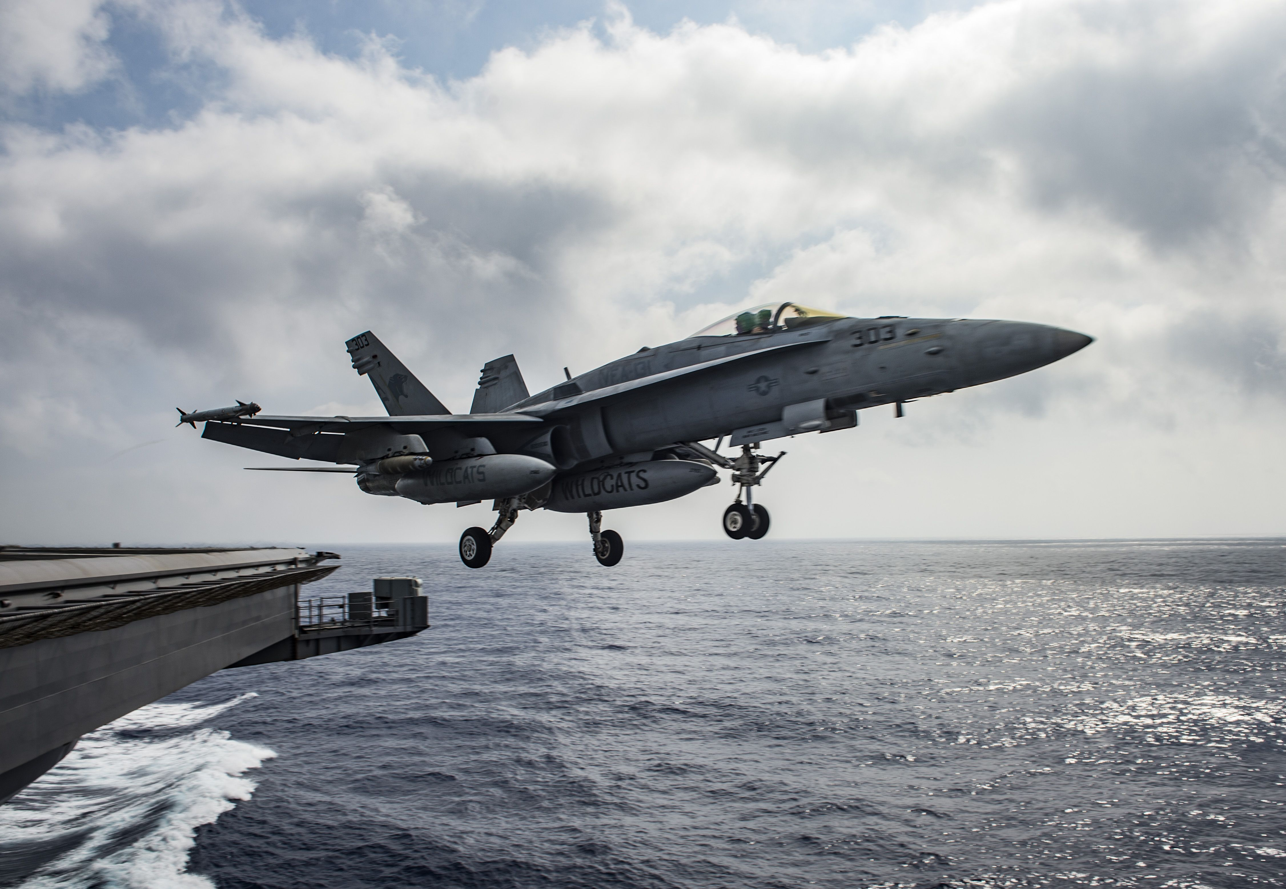 The U S Navy Flies Its Last F A 18 Hornet