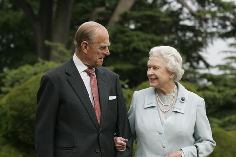 queen  duke of edinburgh diamond wedding anniversary