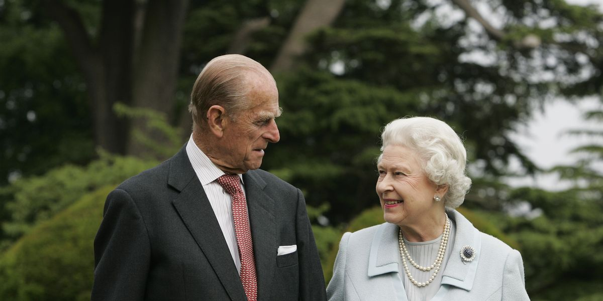 Prince Philip died this morning
