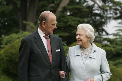 queen  duke of edinburgh diamond wedding anniversary